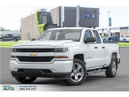 2016 Chevrolet Silverado 1500 Silverado Custom (Stk: 210870) in Milton - Image 1 of 17