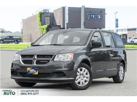 2019 Dodge Grand Caravan CVP/SXT (Stk: 585253) in Milton - Image 1 of 17