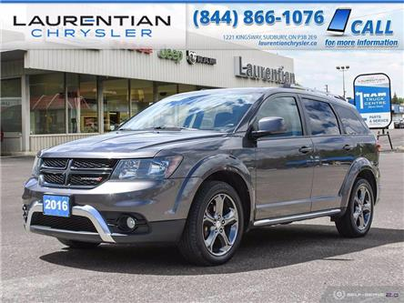 2016 Dodge Journey Crossroad (Stk: 19924A) in Sudbury - Image 1 of 27