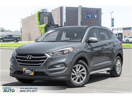 2017 Hyundai Tucson SE (Stk: 586394) in Milton - Image 1 of 19