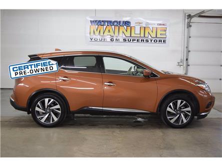 2018 Nissan Murano  (Stk: L1174A) in Watrous - Image 1 of 50