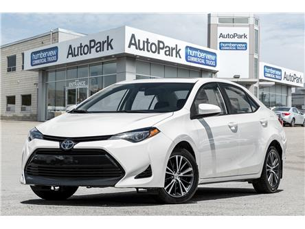 2018 Toyota Corolla LE (Stk: APR8246) in Mississauga - Image 1 of 19