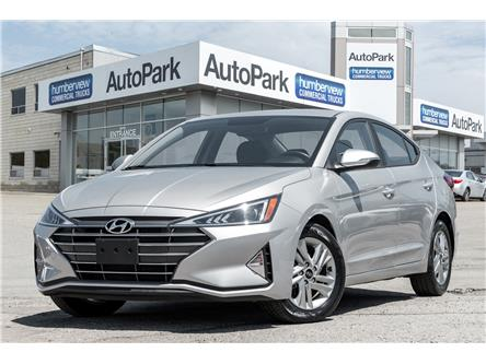 2020 Hyundai Elantra Preferred (Stk: APR7477) in Mississauga - Image 1 of 19