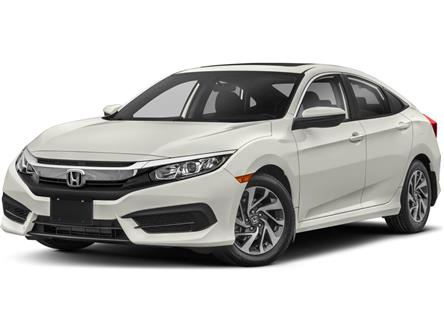 2018 Honda Civic EX (Stk: U7169) in Waterloo - Image 1 of 2