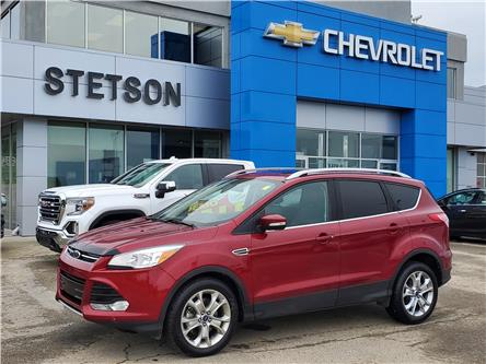 2014 Ford Escape Titanium (Stk: 20-128A) in Drayton Valley - Image 1 of 18