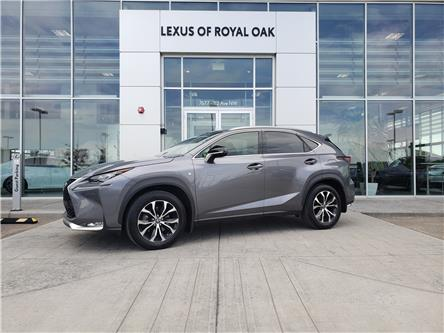 2017 Lexus NX 200t Base (Stk: L20330A) in Calgary - Image 1 of 10