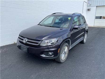 2016 Volkswagen Tiguan Special Edition (Stk: VU1038) in Sarnia - Image 1 of 18