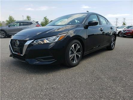 2020 Nissan Sentra SV (Stk: LY233919) in Bowmanville - Image 1 of 31