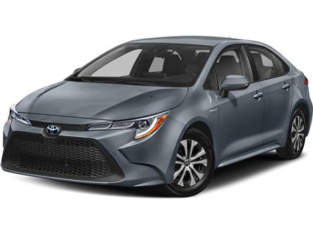 2020 Toyota Corolla Hybrid Base (Stk: 20524) in Bowmanville - Image 1 of 9