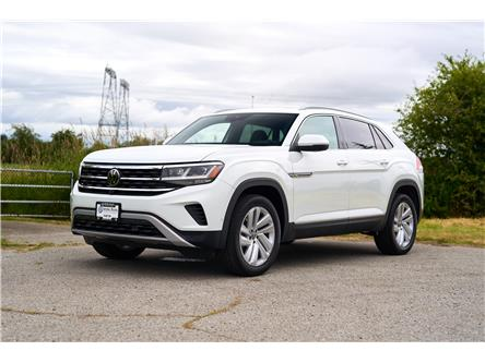 2020 Volkswagen Atlas Cross Sport 3.6 FSI Execline (Stk: LA211566) in Vancouver - Image 1 of 23