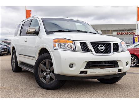 2013 Nissan Armada Platinum (Stk: 40197B) in Saskatoon - Image 1 of 12