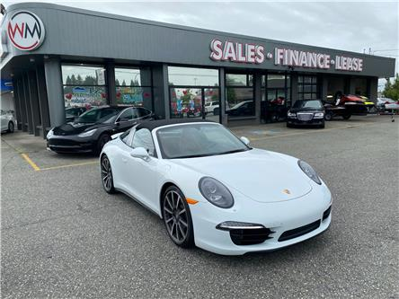 2015 Porsche 911 Targa 4S (Stk: 15-135554) in Abbotsford - Image 1 of 17