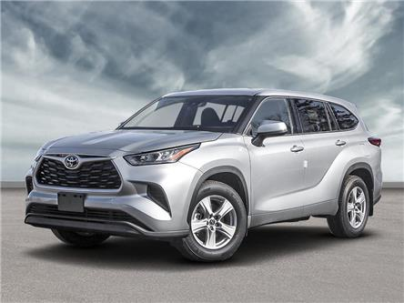 2020 Toyota Highlander LE (Stk: 20HG710) in Georgetown - Image 1 of 23