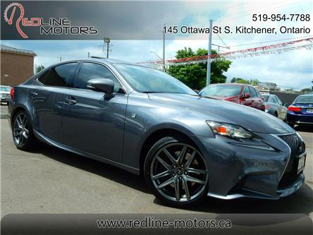 2016 Lexus IS 300 Base (Stk: JTHCM1) in Kitchener - Image 1 of 28