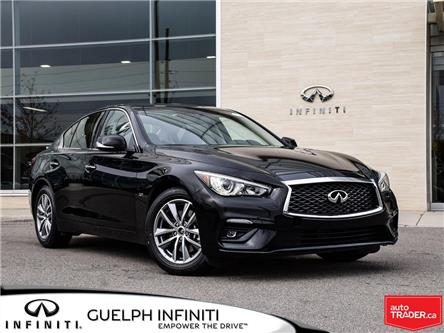 2020 Infiniti Q50  (Stk: I7077) in Guelph - Image 1 of 25