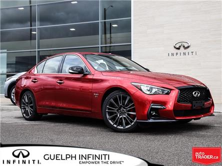 2020 Infiniti Q50  (Stk: I7185) in Guelph - Image 1 of 28