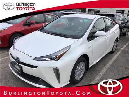 2019 Toyota Prius Technology (Stk: 197031) in Burlington - Image 1 of 5