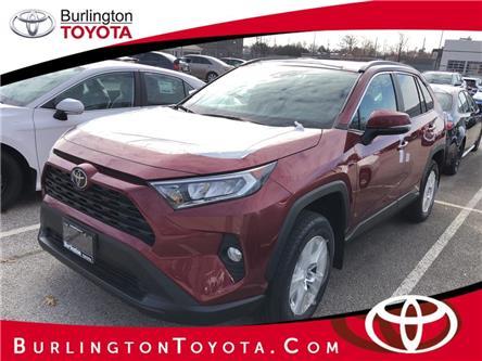 2020 Toyota RAV4 XLE (Stk: 208018) in Burlington - Image 1 of 5