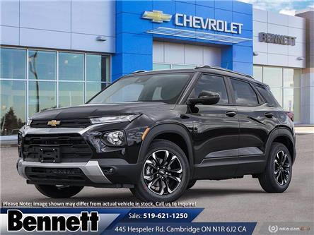 2021 Chevrolet TrailBlazer LT (Stk: 210002) in Cambridge - Image 1 of 23