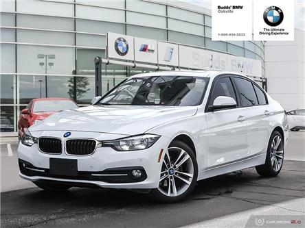 2016 BMW 320i xDrive (Stk: DB5994) in Oakville - Image 1 of 28