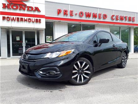 2015 Honda Civic EX-L Navi (Stk: E-2371) in Brockville - Image 1 of 30