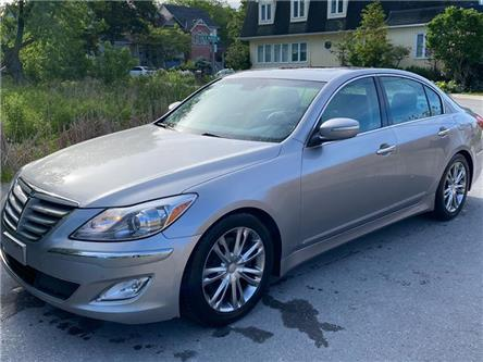 2012 Hyundai Genesis 3.8 Technology (Stk: P1527) in Woodstock - Image 1 of 6