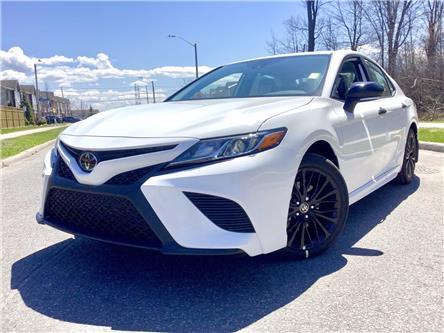 2019 Toyota Camry SE (Stk: 27534) in Ottawa - Image 1 of 22