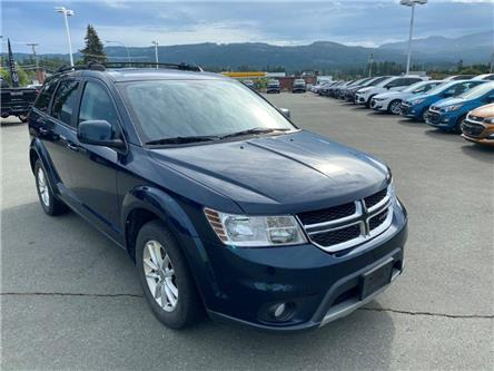 2014 Dodge Journey SXT (Stk: D20T74A) in Port Alberni - Image 1 of 11