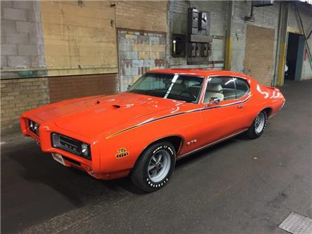 1969 Pontiac GTO GTO   JUDGE   AAA1   (Stk: 136191) in Waterloo - Image 1 of 25