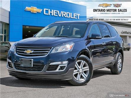 2015 Chevrolet Traverse 2LT (Stk: 218906A) in Oshawa - Image 1 of 36
