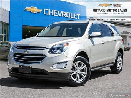 2016 Chevrolet Equinox LT (Stk: 195601A) in Oshawa - Image 1 of 36