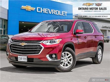 2020 Chevrolet Traverse LT (Stk: T0167889) in Oshawa - Image 1 of 22