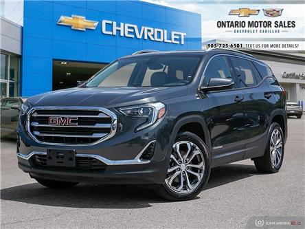2019 GMC Terrain SLT (Stk: 13521A) in Oshawa - Image 1 of 36