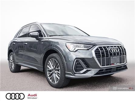 2020 Audi Q3 45 Progressiv (Stk: 9821) in Windsor - Image 1 of 26