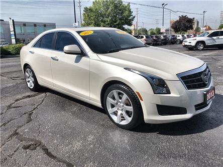 2013 Cadillac ATS 2.5L (Stk: 2440B) in Windsor - Image 1 of 14