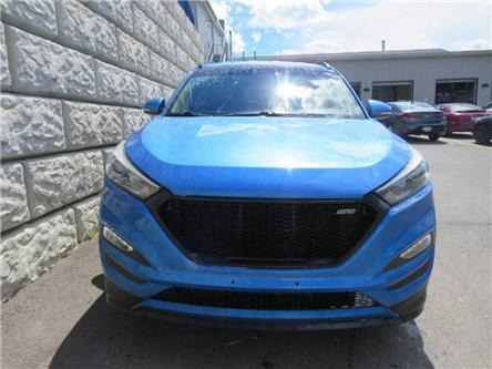 2016 Hyundai Tucson  (Stk: D00474A) in Fredericton - Image 1 of 6