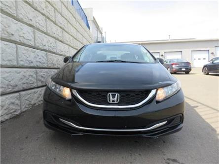 2013 Honda Civic LX (Stk: D00302A) in Fredericton - Image 1 of 6