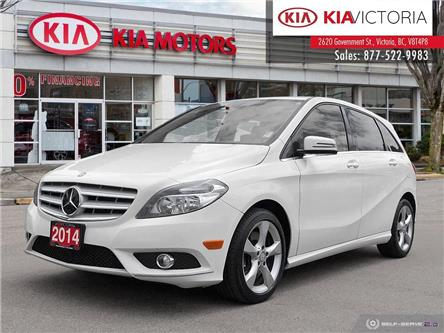2014 Mercedes-Benz B-Class Sports Tourer (Stk: A1598) in Victoria - Image 1 of 26