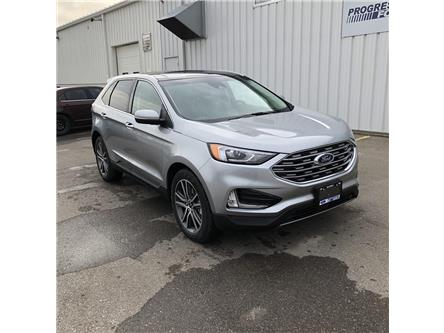 2020 Ford Edge Titanium (Stk: LBA58719) in Wallaceburg - Image 1 of 16