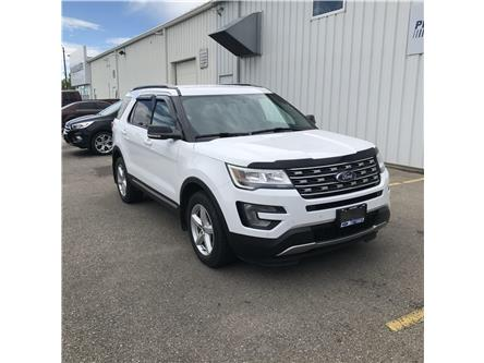 2017 Ford Explorer XLT (Stk: HGD46226T) in Wallaceburg - Image 1 of 16