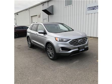 2020 Ford Edge Titanium (Stk: LBA65226) in Wallaceburg - Image 1 of 16