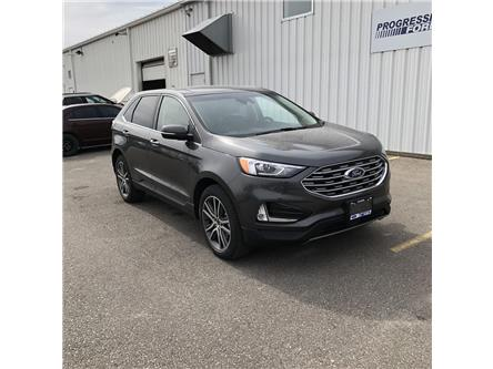 2020 Ford Edge Titanium (Stk: LBA65228) in Wallaceburg - Image 1 of 16