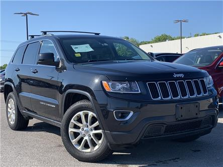 2014 Jeep Grand Cherokee Laredo (Stk: 20RT19A) in Midland - Image 1 of 16