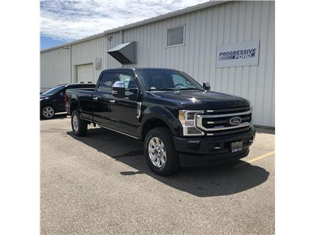 2020 Ford F-250 Platinum (Stk: LEC95488) in Wallaceburg - Image 1 of 17