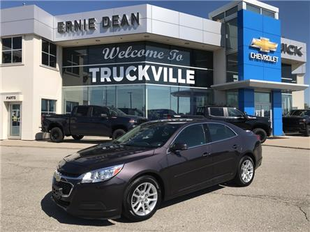 2015 Chevrolet Malibu 1LT (Stk: 14559A) in Alliston - Image 1 of 10