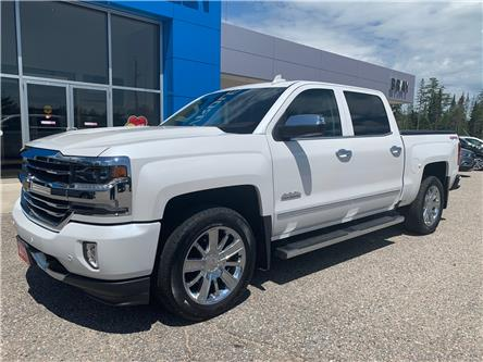 2017 Chevrolet Silverado 1500 High Country (Stk: T19222A) in Sundridge - Image 1 of 11