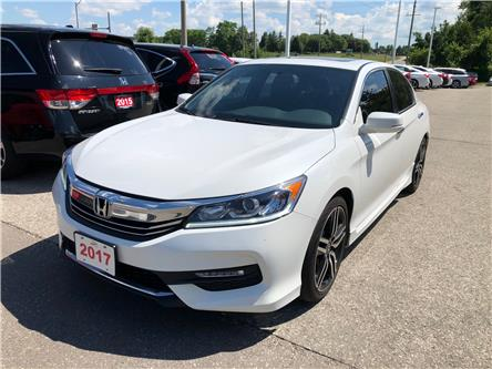 2017 Honda Accord Sport (Stk: 20949A) in Cambridge - Image 1 of 11