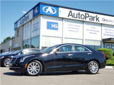 2017 Cadillac ATS 2.0L Turbo Luxury (Stk: 17-64610) in Brampton - Image 1 of 21