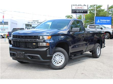 2020 Chevrolet Silverado 1500 Work Truck (Stk: 3037501) in Toronto - Image 1 of 24