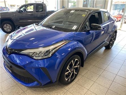 2020 Toyota C-HR XLE Premium (Stk: CHR148) in Niagara Falls - Image 1 of 10